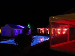 Weatherproof LED lights and fairy lights